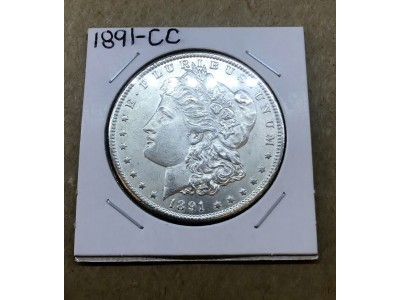 1891 CC Spitting Eagle