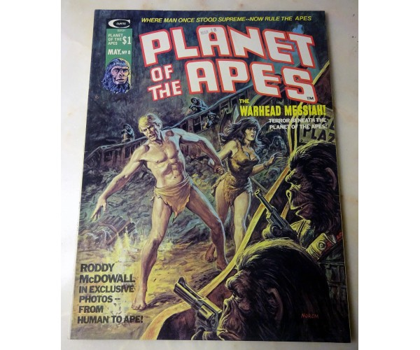 1975 PLANET OF THE APES #8